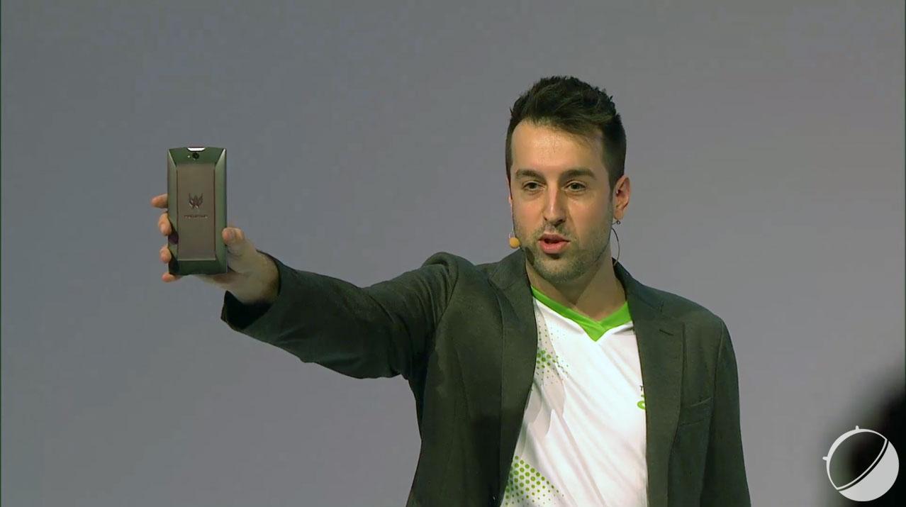 Surprise ! Acer présente son Predator 6, un smartphone pour gamers