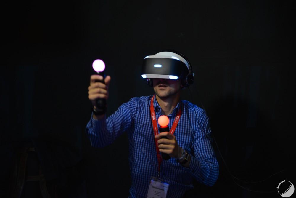 Le casque Sony PlayStation VR devrait coûter… le prix d'une console de jeux