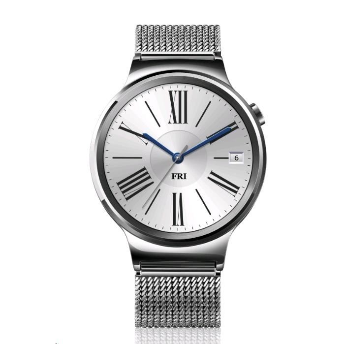 Ça y est, la Huawei Watch est enfin (presque entièrement) disponible