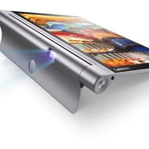 MAJ – Lenovo Yoga Tab 3 (Pro) : trois tablettes spécialement dédiées à la vidéo