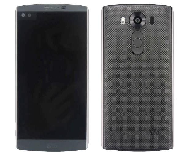 Le LG V10 apparaît une nouvelle fois sur des photos volées