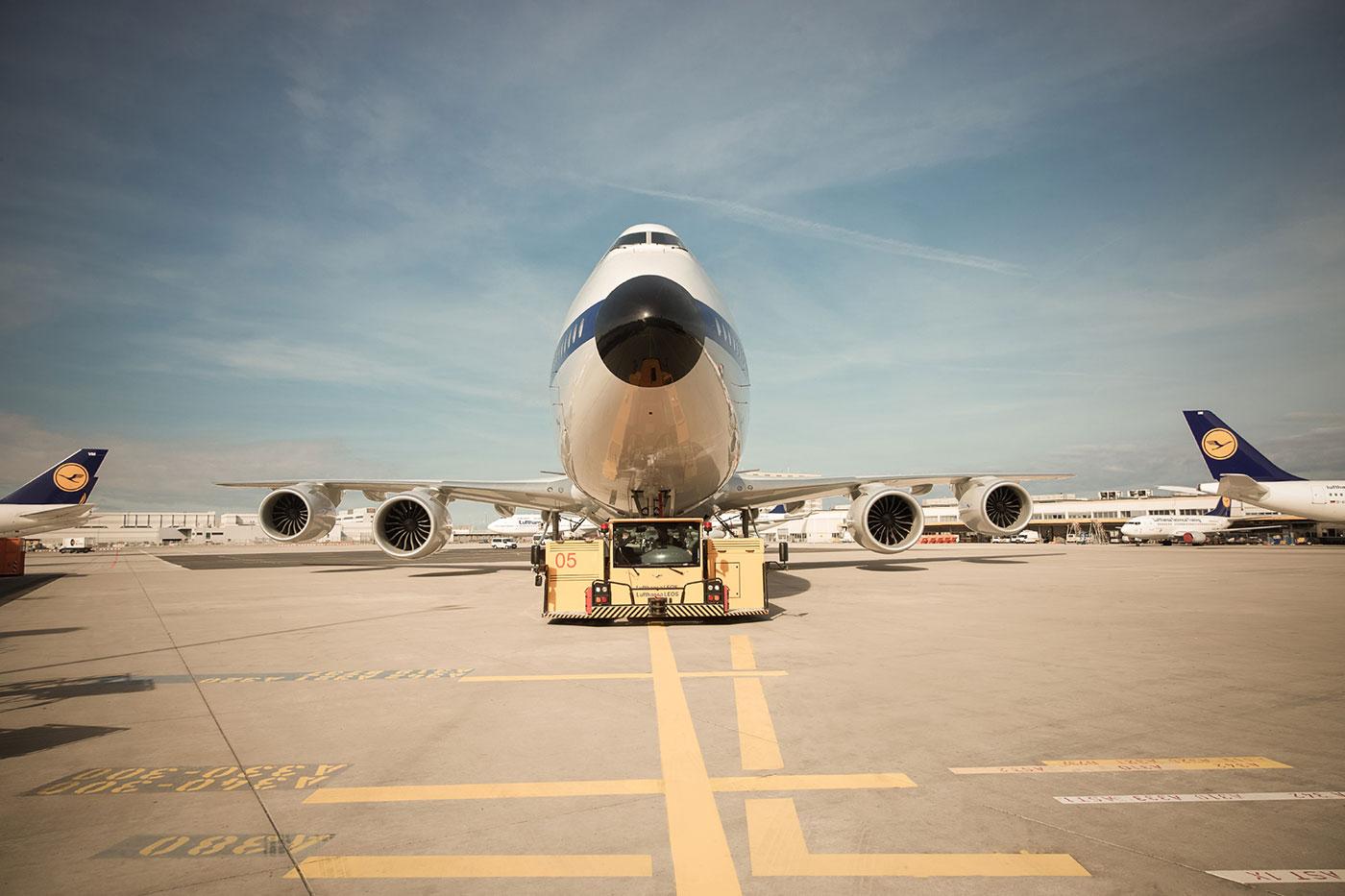 Dans les vols à l'intérieur de l'Europe, de premiers avions vont autoriser les connexions Internet