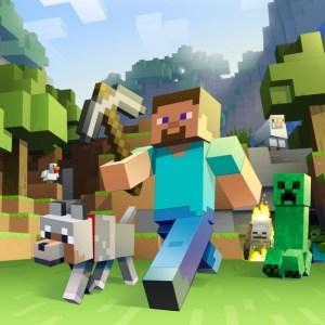 Minecraft VR est disponible : Samsung, Microsoft et Facebook frappent fort