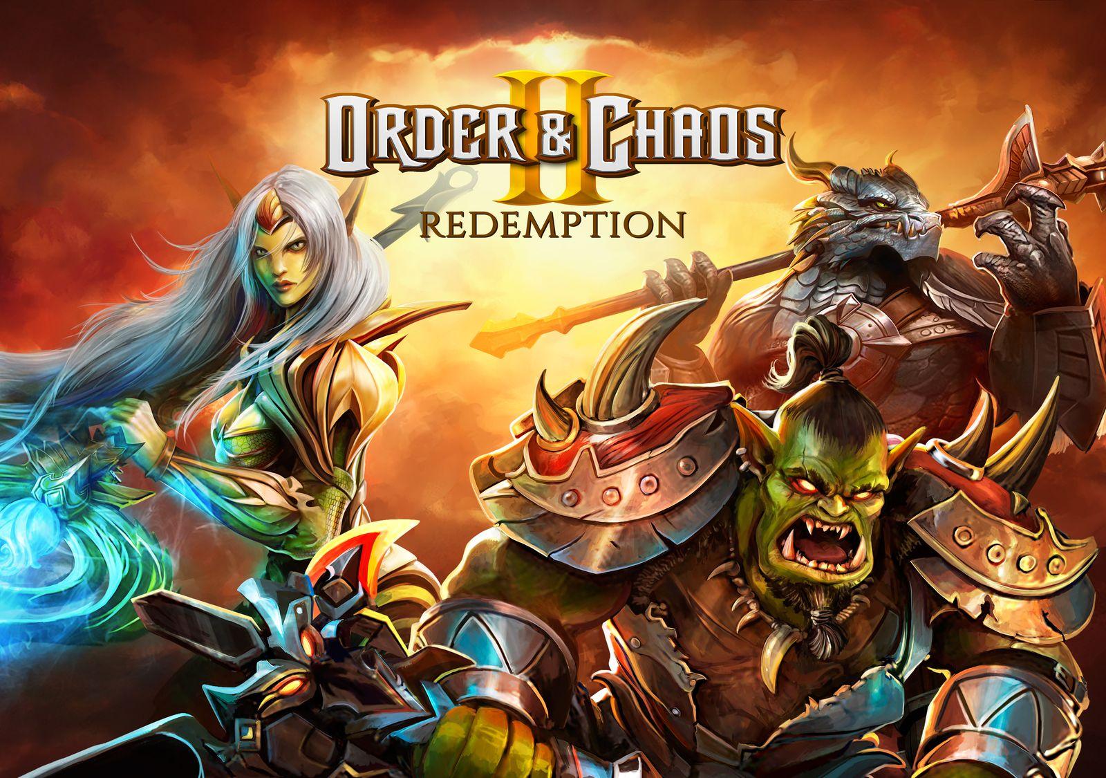 Order & Chaos2 : Redemption est disponible sur le Play Store