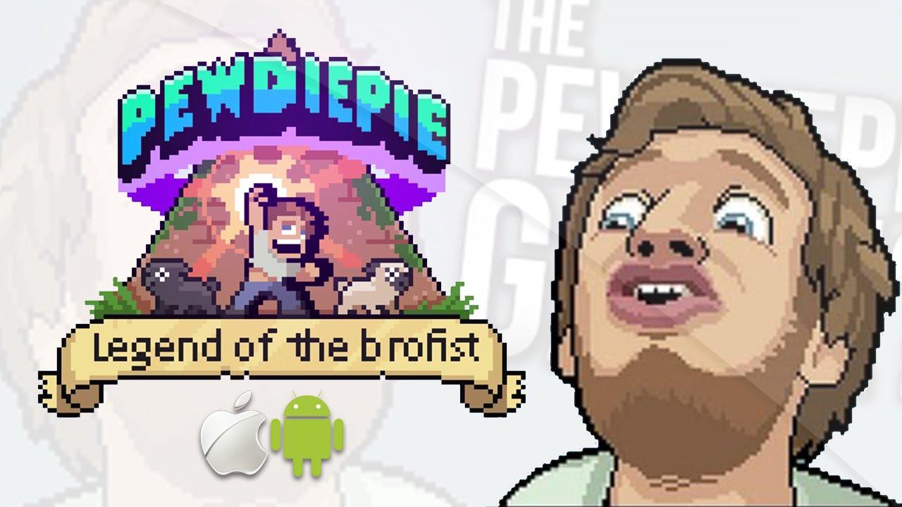 PewDiePie: Legend of the Brofist, le YouTuber annonce la date de sortie de son jeu