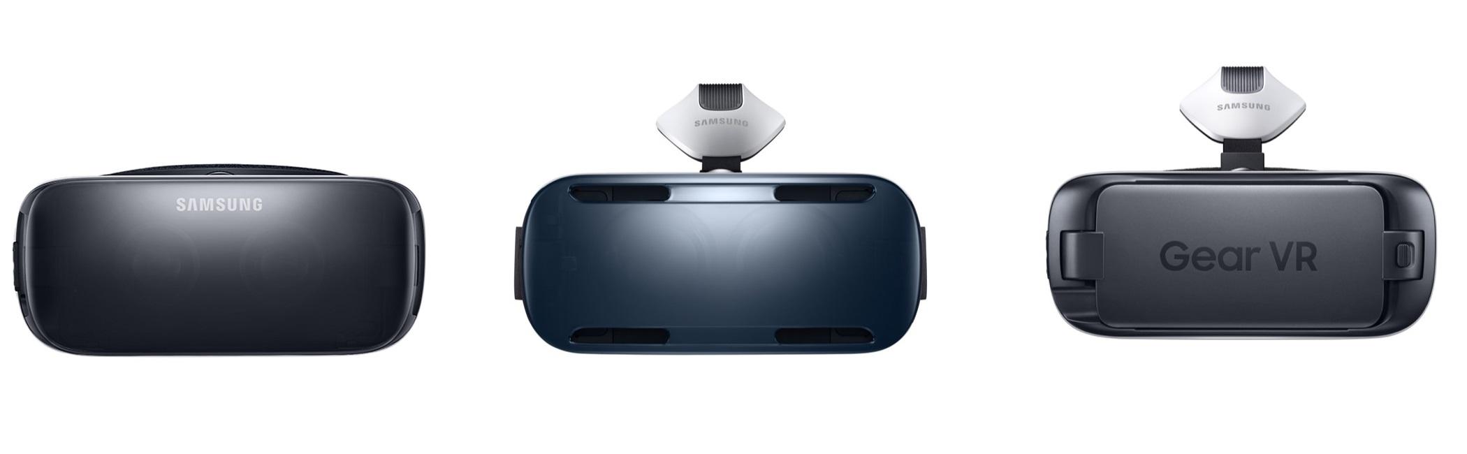 Le Samsung Gear VR a un million d'utilisateurs mensuels
