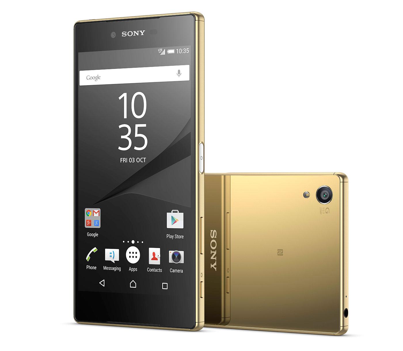 Comparatif : Le Sony XperiaZ5 Premium est-il bien un cran au-dessus de la concurrence ?