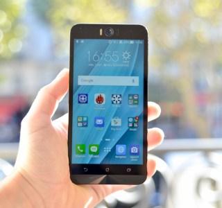 Asus ZenFone Zoom et Selfie : Marshmallow en approche