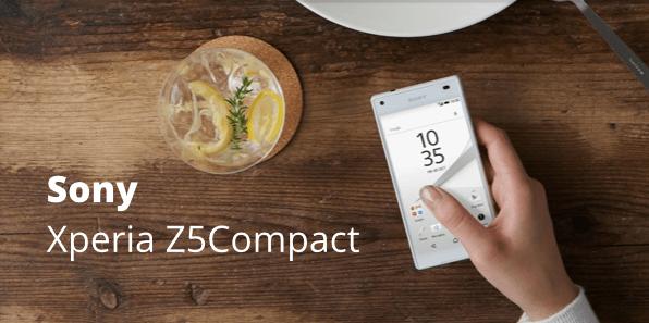 Bon plan : belle baisse de prix pour le Sony Xperia Z5 Compact à 489,90 euros