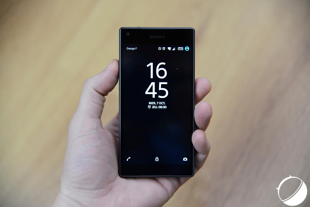 Bon plan : le Sony Xperia Z5 Compact est à 478 euros avec 72 euros en bons d'achat