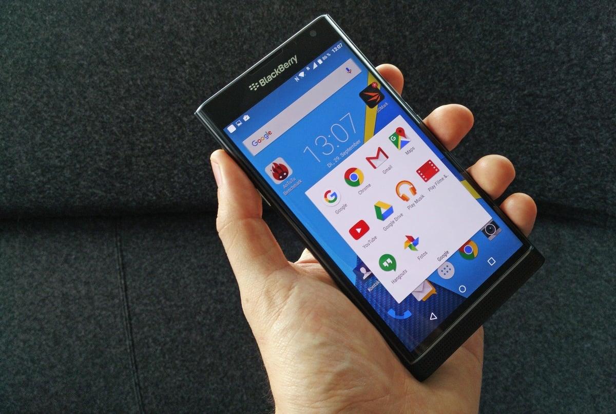 BlackBerry Priv : une première prise en main révèle de nouvelles informations