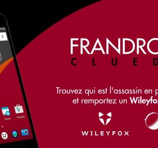Jeu-concours spécial Halloween : participez au Cluedo FrAndroid et gagnez un Wileyfox Swift
