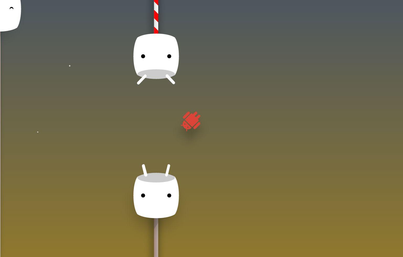 Android 6.0 Marshmallow inclut désormais un Flappy Bird-like multijoueurs
