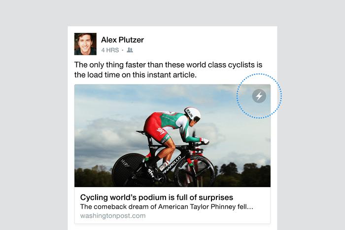 Les Instant Articles sont désormais sur tous les mobiles Android