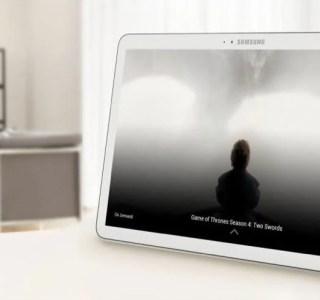 Samsung annonce la Galaxy View, une immense tablette de 18,4 pouces