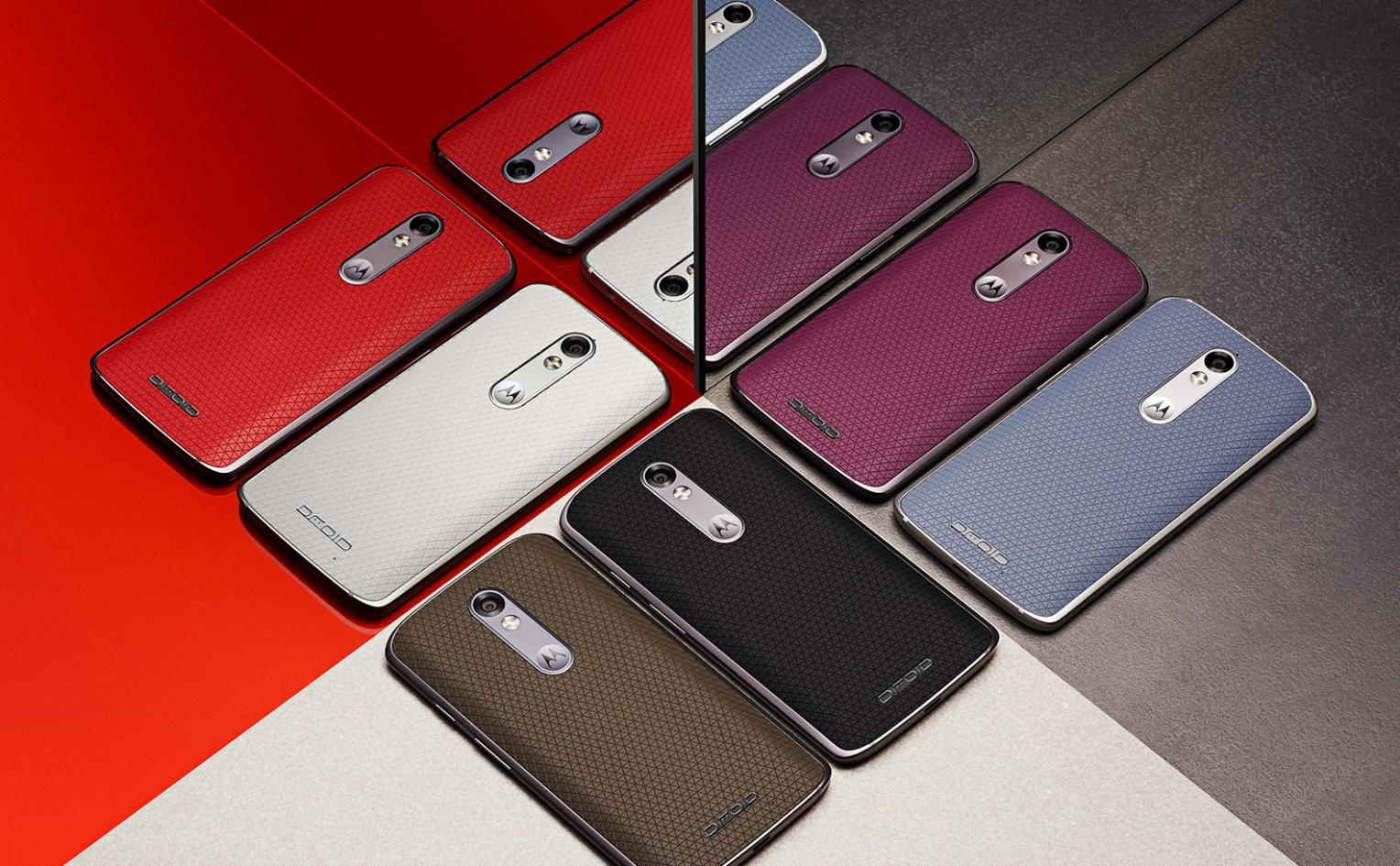 Motorola Droid Turbo 2 : le téléphone «incassable» pour Verizon