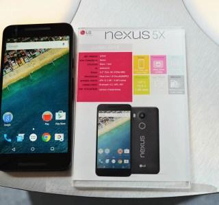 Prise en main du Google Nexus 5X, un héritier prometteur