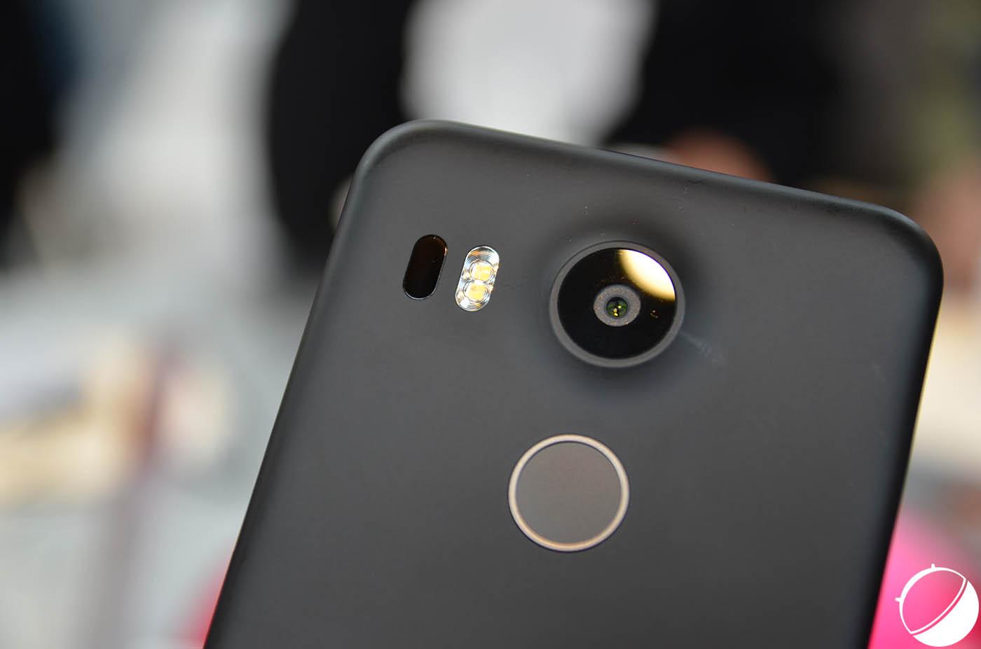 Nexus 5X : une histoire de capteur photo monté à l'envers qui donne mal à la tête