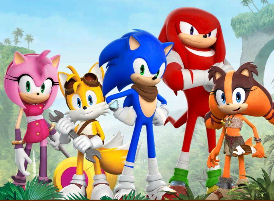 Sonic Dash2 : Sonic Boom se lance au pas de course sur le Play Store