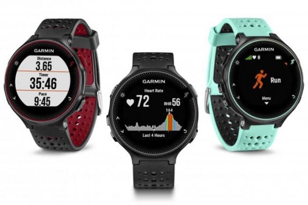 Garmin lance trois nouvelles montres connectées Forerunner