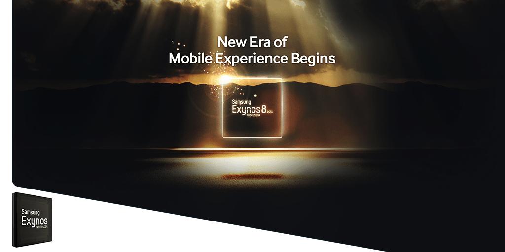 Samsung dévoile l'Exynos 8890 avec des cœurs maison et un modem 4G à 600 Mbps
