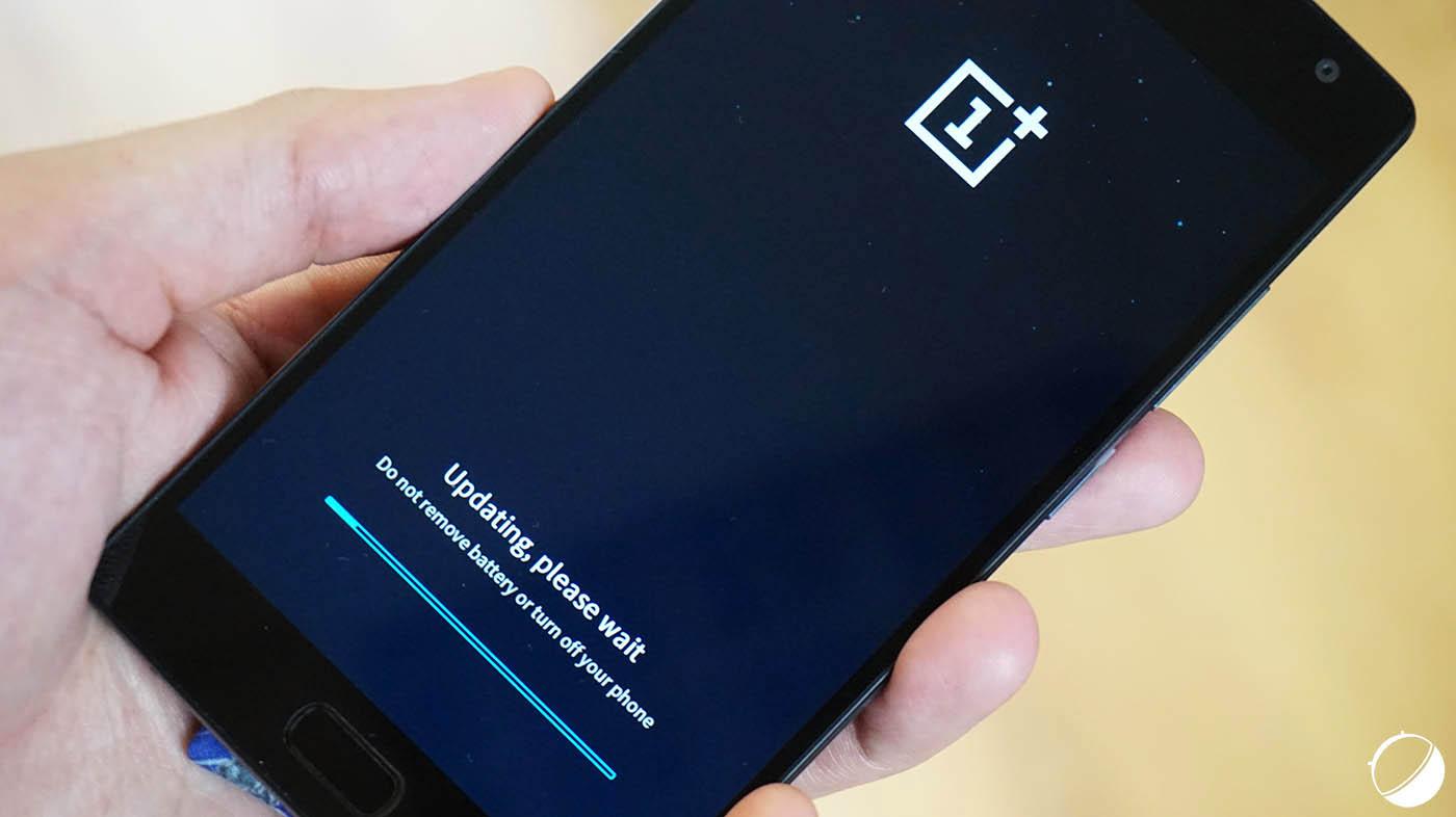 Tuto : Comment forcer une mise à jour échouée sur le OnePlus 2 ?