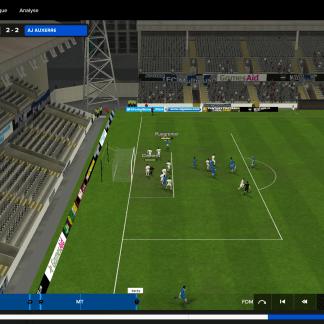 Football Manager Touch 2016 : la simulation est de retour sur tablettes