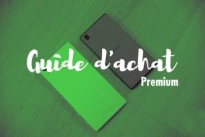 Tous nos guides d'achat : les meilleurs smartphones et produits connectés aux meilleurs prix