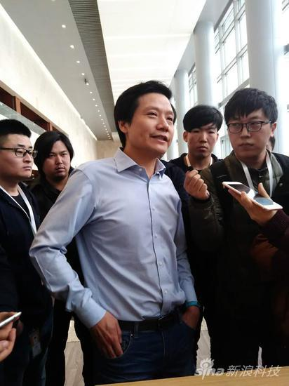 Le CEO de Xiaomi justifie le retard du Mi 5
