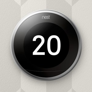 Nest lance son Learning Thermostat de 3e génération en France