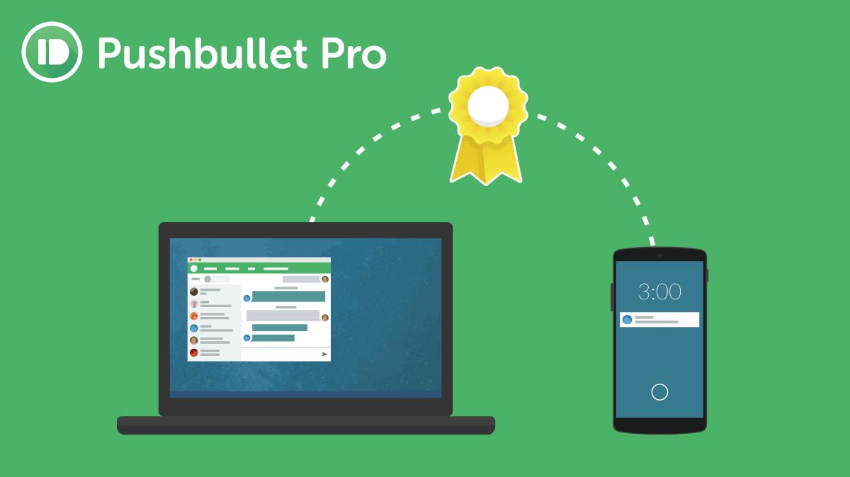 Pushbullet : les développeurs donnent des explications sur le tarif de la version Pro