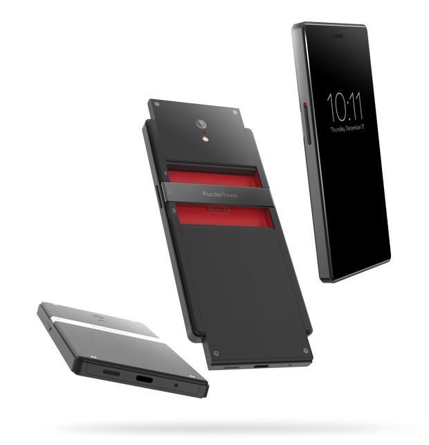 PuzzlePhone : le smartphone modulaire s'offre une campagne de financement «flexible»