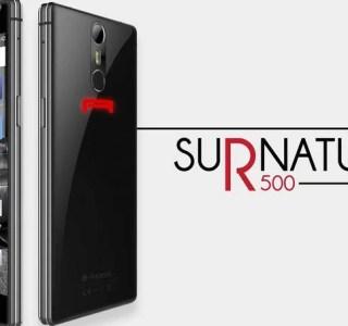 Surnaturel R500, le smartphone selon Rohff