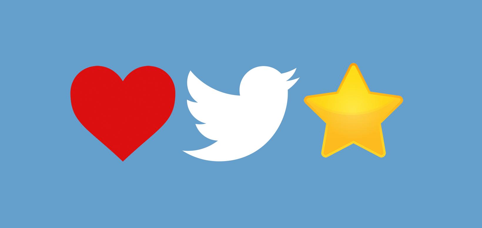 Twitter : le «like» plus utilisé que le «FAV»