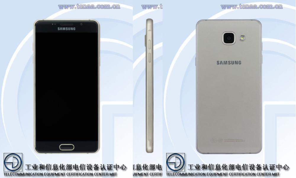 Samsung Galaxy A5 (A5100) : la TENAA publie ses photos du milieu de gamme
