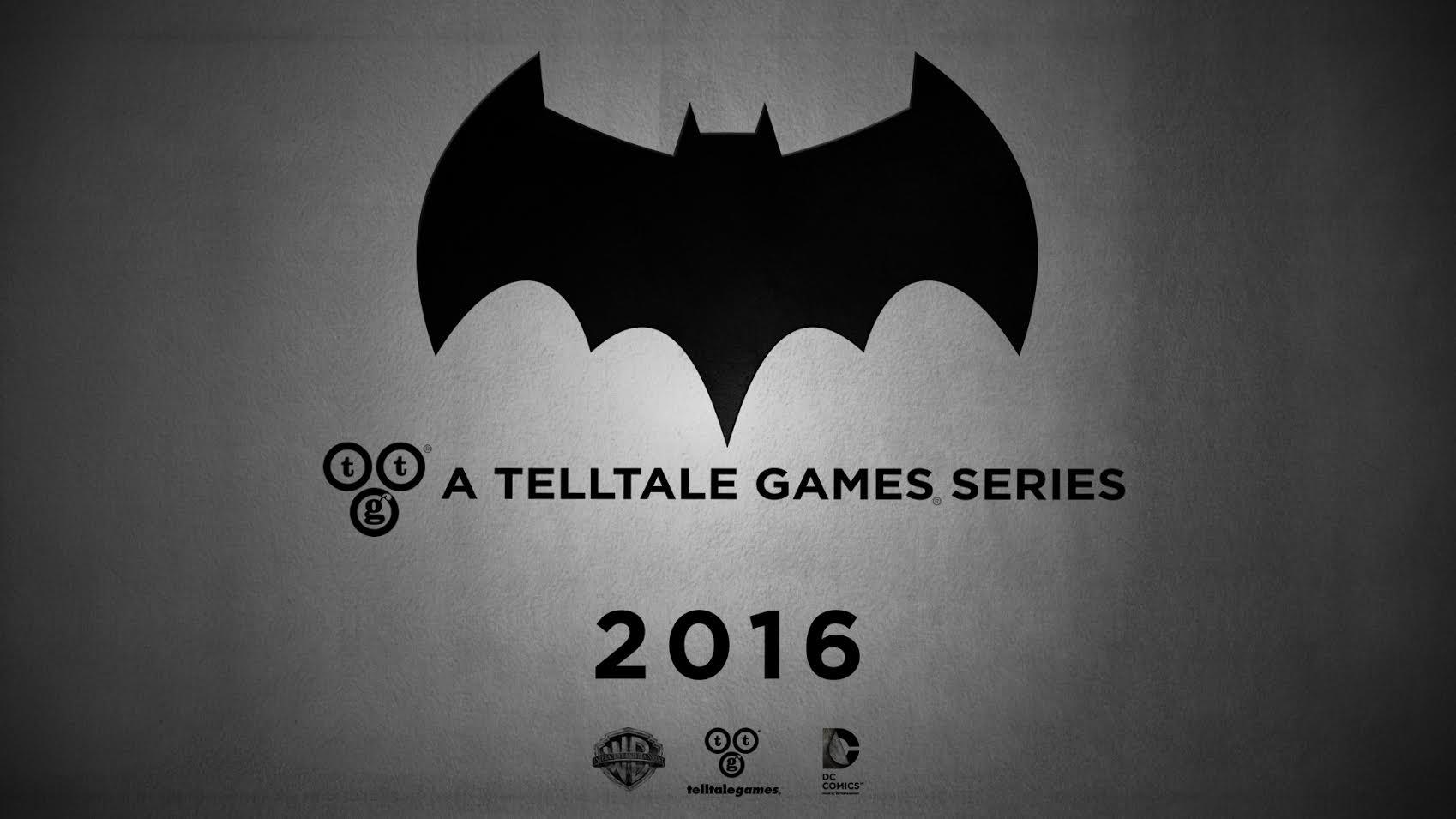 Après Minecraft, au tour de Batman d'avoir droit à son jeu d'aventure Telltale