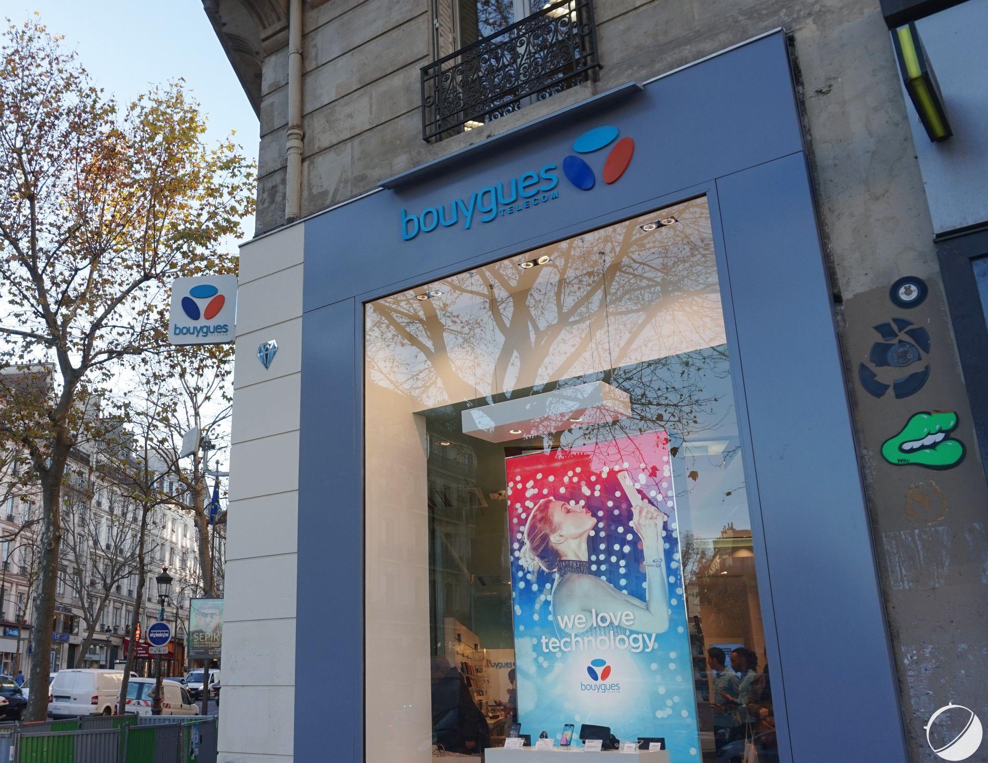 Bouygues Télécom réalise un bon premier semestre et dépasse Free Mobile
