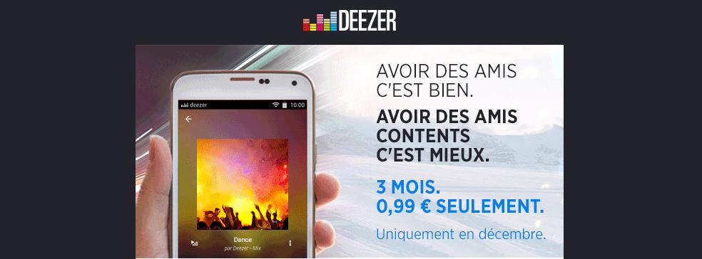 Deezer vs Spotify : la bataille des promotions