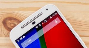 Motorola Moto G 2015 (3e gen) : Android 6.0 Marshmallow en approche !