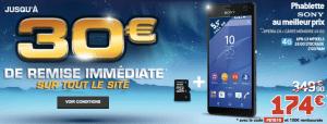 Bon plan : le Sony Xperia C4 avec une carte mémoire 16 Go est à 174 euros
