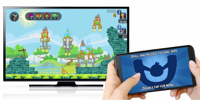 Vous allez pouvoir jouer sur grand écran avec votre Chromecast