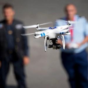 La gendarmerie passe commande de drones de surveillance