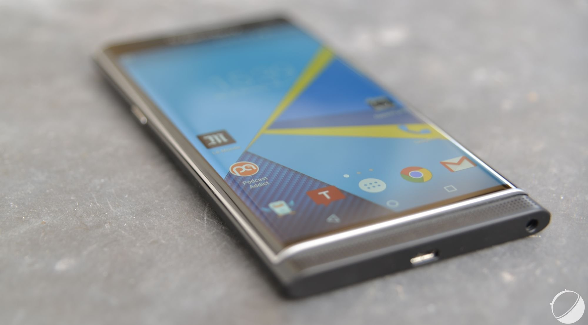 BlackBerry Priv : Android Marshmallow disponible avant la fin du premier trimestre