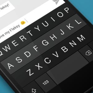 ZTE impose les claviers Fleksy à ses smartphones