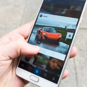 Instagram apporte «Force Touch» sur tous les écrans