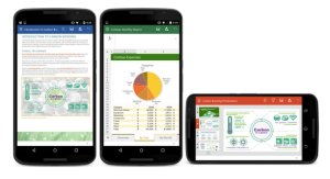 4 outils de bureautique incontournables sur Android