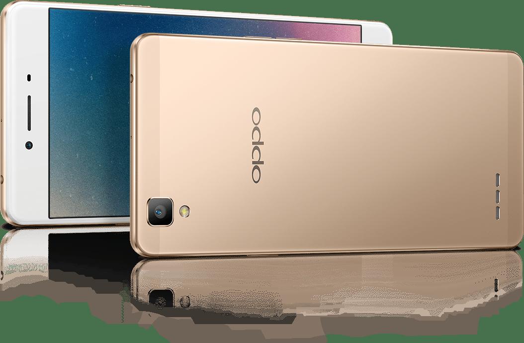 Oppo A53 : encore un milieu de gamme en métal