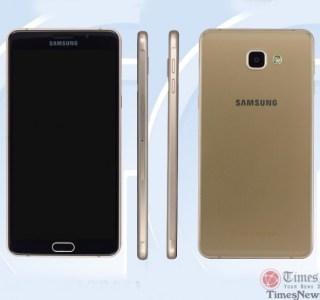 Le Samsung Galaxy A9 livre quelques détails supplémentaires grâce à la TENAA