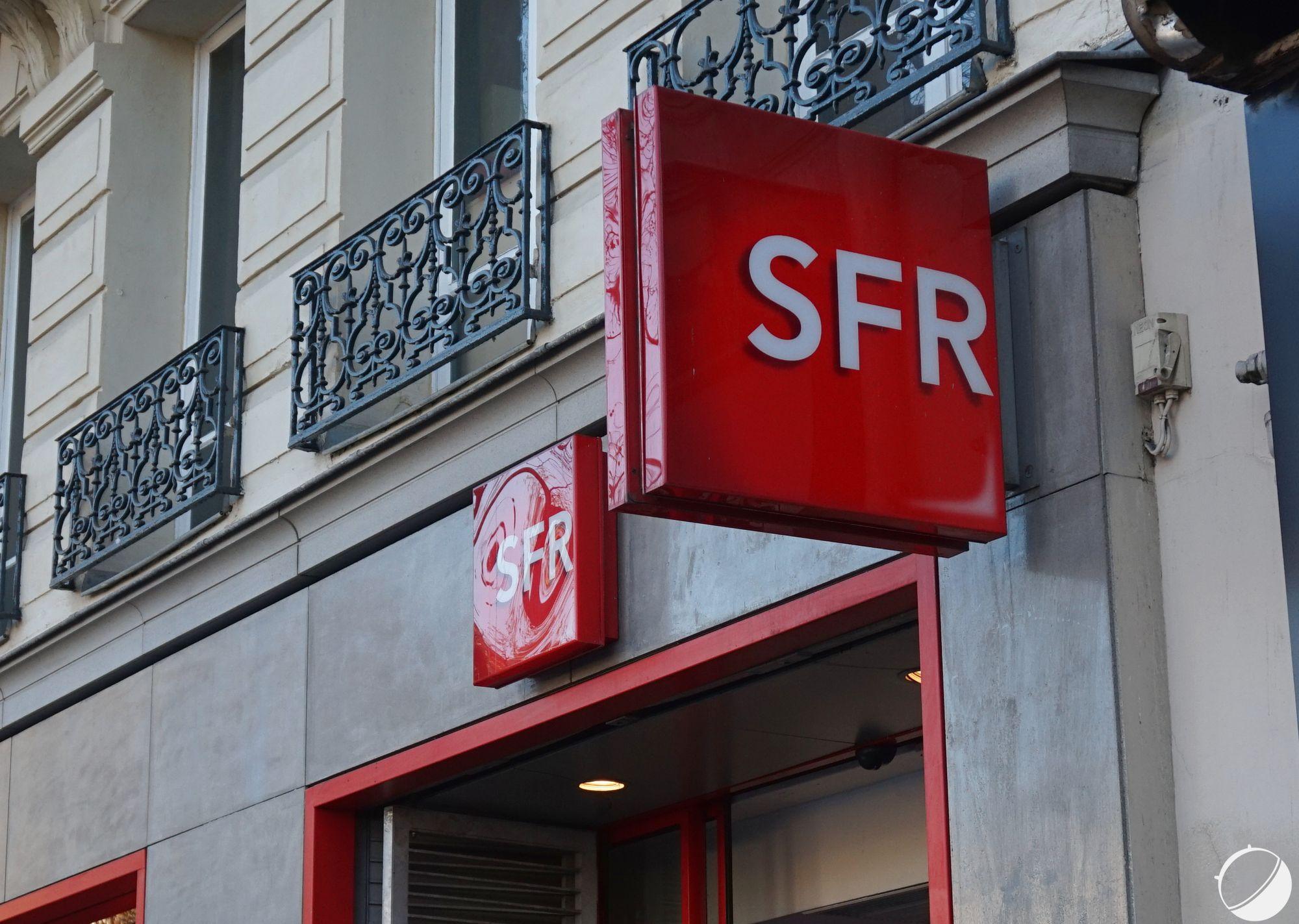 La finalisation du rachat de SFR par Altice bloquée temporairement par l'AMF