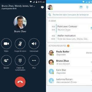 Skype for Business sort enfin de bêta